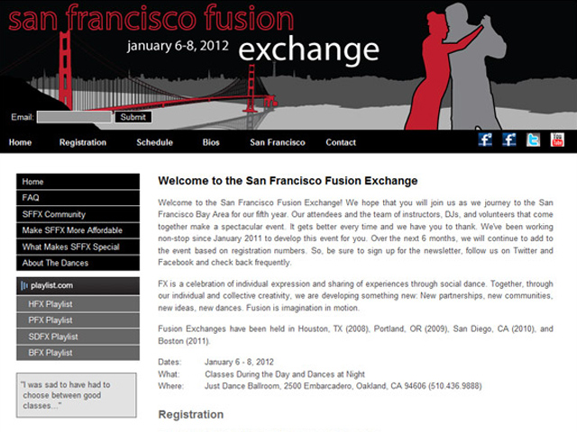 San Francisco Fusion Exchange