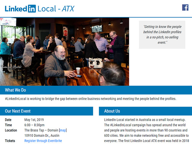 LinkedIn Local - ATX